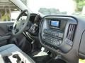 Jet Black/Dark Ash Controls Photo for 2014 Chevrolet Silverado 1500 #86551296