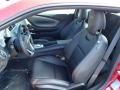 Black Front Seat Photo for 2014 Chevrolet Camaro #86553018