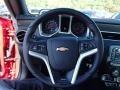 Black Steering Wheel Photo for 2014 Chevrolet Camaro #86553192