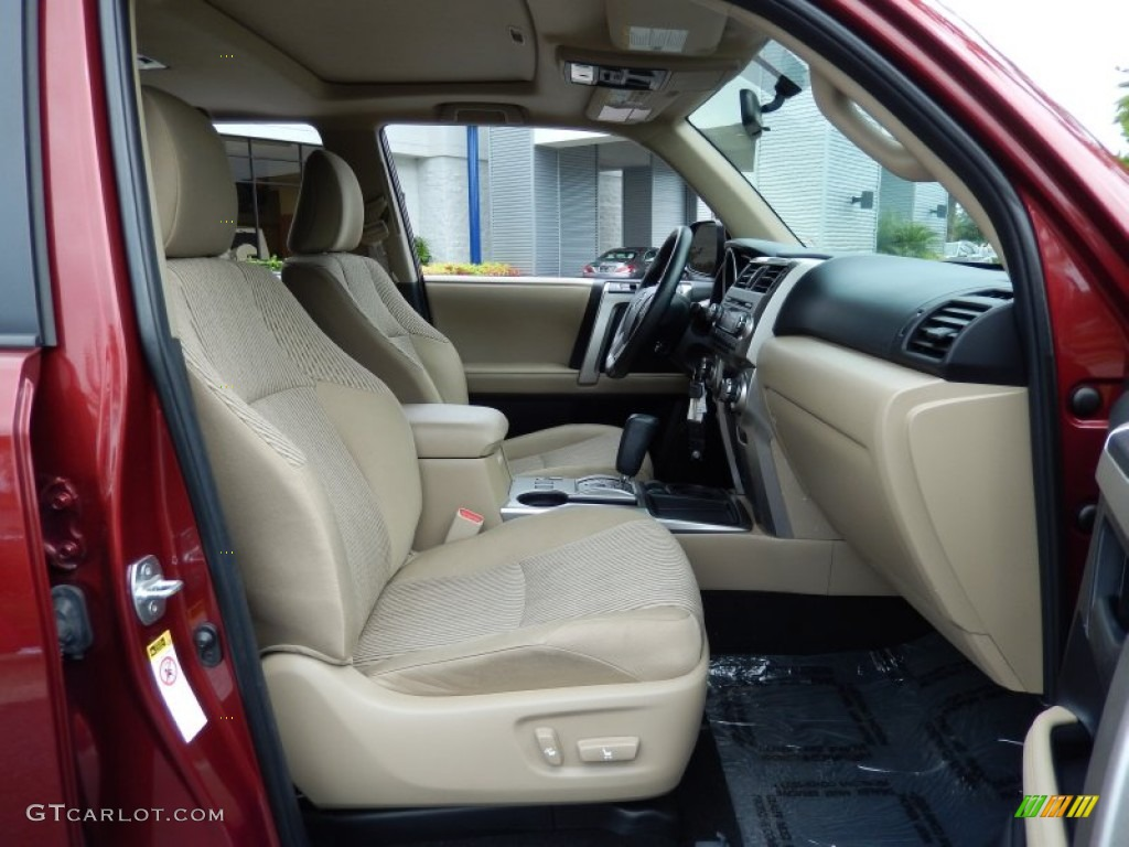 2011 Toyota 4runner Sr5 Interior Color Photos