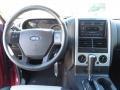 2007 Ford Explorer Black/Stone Interior Dashboard Photo
