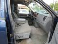 2006 Patriot Blue Pearl Dodge Ram 1500 SLT Quad Cab  photo #10