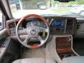 2004 Cadillac Escalade Pewter Gray Interior Dashboard Photo