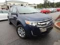 Dark Blue Pearl Metallic 2012 Ford Edge SEL