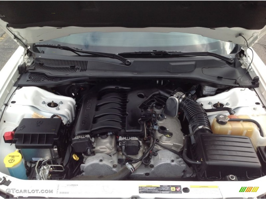 2006 Dodge Charger Se 3 5 Liter Sohc 24 Valve V6 Engine