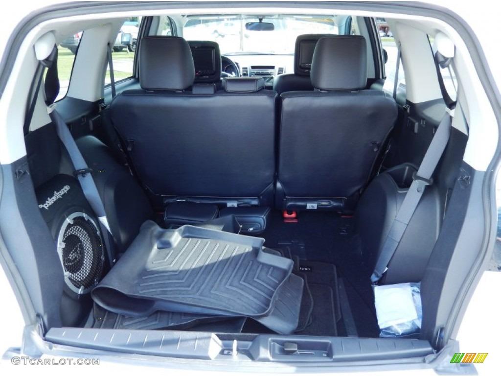 2011 Mitsubishi Outlander Se Trunk Photos Gtcarlot Com