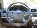 2011 Bordeaux Reserve Metallic Ford Fusion SEL V6 AWD  photo #18