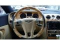 2008 Continental GT Speed Steering Wheel