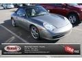 Seal Grey Metallic 2004 Porsche 911 Gallery