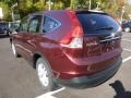 2014 Basque Red Pearl II Honda CR-V EX AWD  photo #5