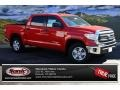2014 Radiant Red Toyota Tundra SR5 Crewmax 4x4  photo #1