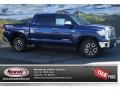 2014 Blue Ribbon Metallic Toyota Tundra Limited Crewmax 4x4  photo #1