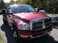 Inferno Red Crystal Pearl 2008 Dodge Ram 3500 Gallery