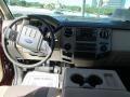 2012 Autumn Red Metallic Ford F250 Super Duty XLT Crew Cab 4x4  photo #10