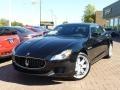 Nero (Black) 2014 Maserati Quattroporte GTS
