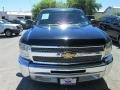 2012 Black Chevrolet Silverado 1500 LS Regular Cab  photo #2