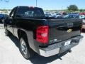 2012 Black Chevrolet Silverado 1500 LS Regular Cab  photo #8