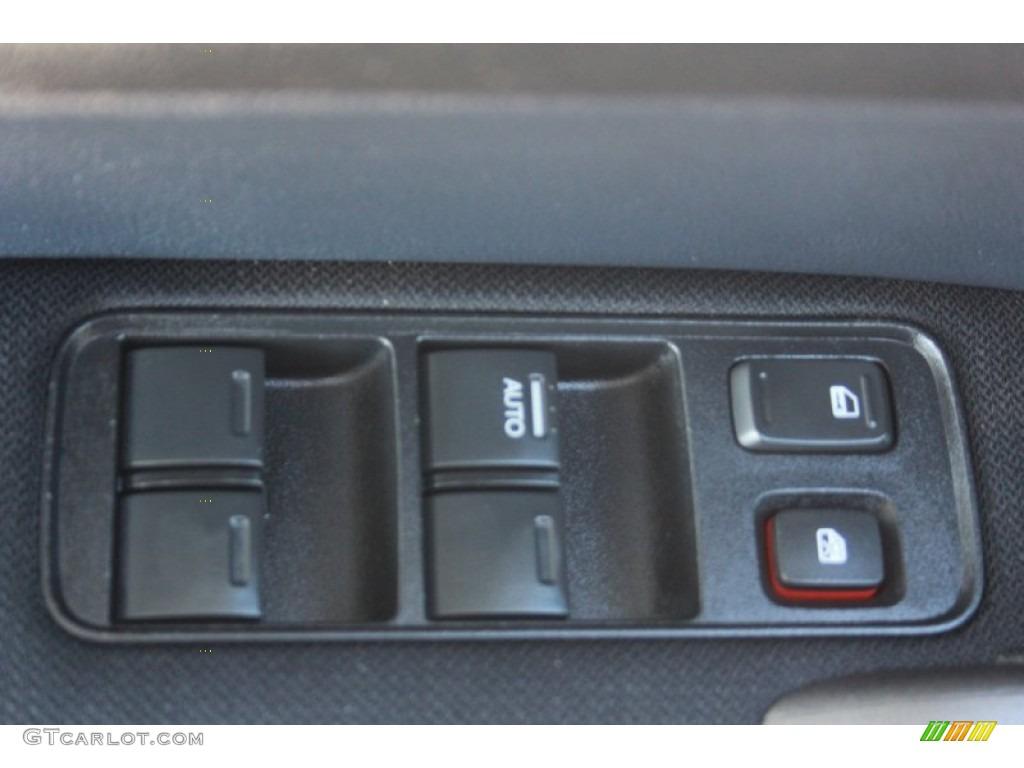 2011 CR-V SE - Polished Metal Metallic / Black photo #17