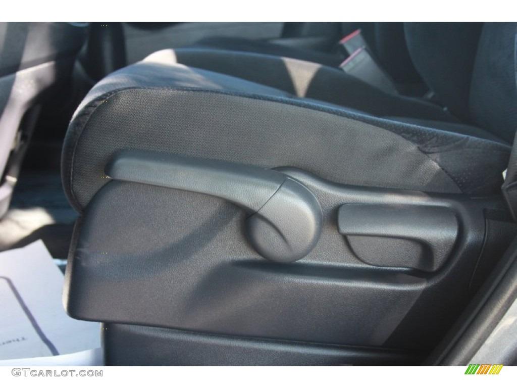 2011 CR-V SE - Polished Metal Metallic / Black photo #18