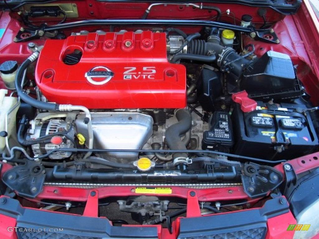 2004 Nissan Sentra Se R Spec V 2 5 Liter Dohc 16 Valve 4 Cylinder Engine Photo 86611674 Gtcarlot Com