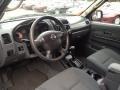 2004 Nissan Xterra Gray Interior Prime Interior Photo