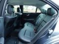 Black 2014 Mercedes-Benz E Interiors