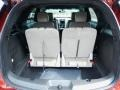 2014 Ford Explorer Medium Light Stone Interior Trunk Photo