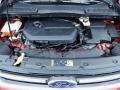 2014 Sunset Ford Escape Titanium 1.6L EcoBoost  photo #11