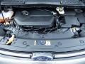 2014 Sterling Gray Ford Escape Titanium 1.6L EcoBoost  photo #11