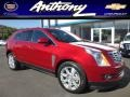 Crystal Red Tintcoat 2014 Cadillac SRX Performance AWD
