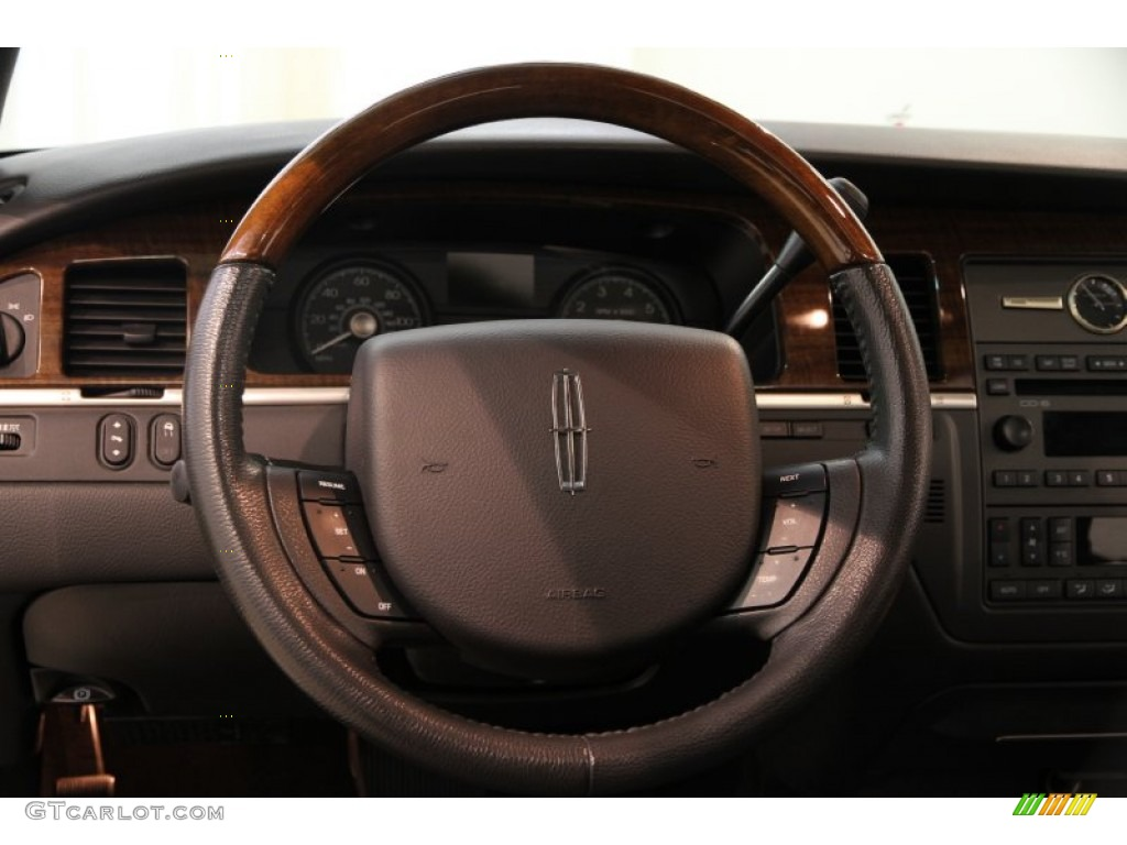 2007 lincoln town car designer steering wheel photos. Black Bedroom Furniture Sets. Home Design Ideas