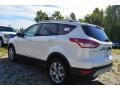 2014 White Platinum Ford Escape Titanium 1.6L EcoBoost  photo #25