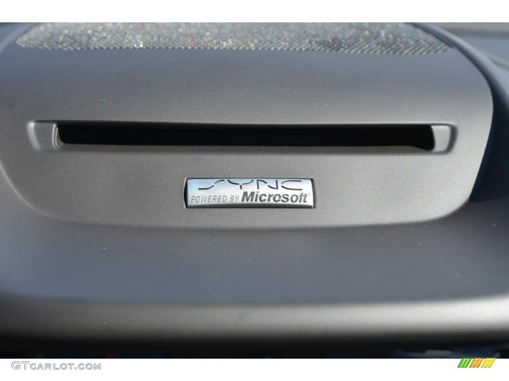 2014 Escape Titanium 2.0L EcoBoost - White Platinum / Medium Light Stone photo #17