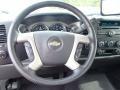 2012 Graystone Metallic Chevrolet Silverado 1500 LT Regular Cab 4x4  photo #13