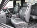 2000 Charcoal Gray Metallic Chevrolet Silverado 1500 Z71 Extended Cab 4x4  photo #3