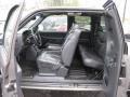 2000 Charcoal Gray Metallic Chevrolet Silverado 1500 Z71 Extended Cab 4x4  photo #14
