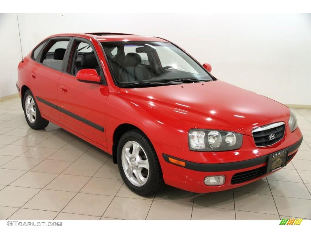 2003 rally red hyundai elantra gt hatchback 86615994 gtcarlot com car color galleries gtcarlot com