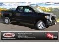 2014 Black Toyota Tundra SR Double Cab 4x4  photo #1