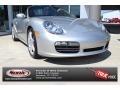 Arctic Silver Metallic 2007 Porsche Boxster Gallery