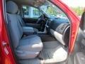 2011 Toyota Tundra Graphite Gray Interior Front Seat Photo