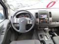 2013 Nissan Frontier Steel Interior Dashboard Photo