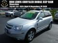Silver Ice Metallic 2012 Chevrolet Captiva Sport LT