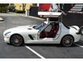 designo Mystic White II - SLS AMG GT Coupe Photo No. 8