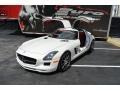 designo Mystic White II - SLS AMG GT Coupe Photo No. 10