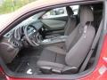 Black Interior Photo for 2014 Chevrolet Camaro #86719062