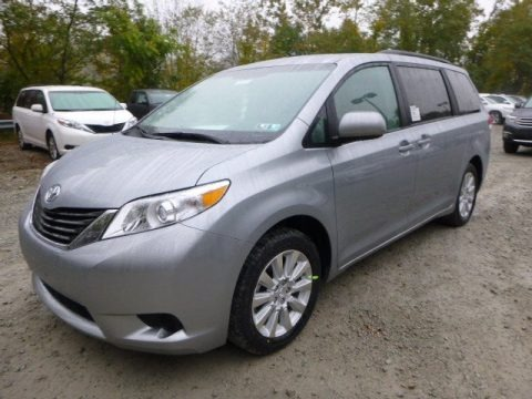 2014 toyota sienna le awd data info and specs. Black Bedroom Furniture Sets. Home Design Ideas