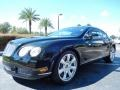 Front 3/4 View of 2007 Continental GT