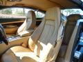 Front Seat of 2007 Continental GT
