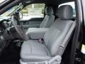 Tuxedo Black Metallic - F150 STX Regular Cab 4x4 Photo No. 10