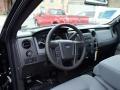 Tuxedo Black Metallic - F150 STX Regular Cab 4x4 Photo No. 11